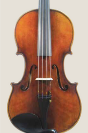 "Maple Leaf Strings ""da Salò"" Bench Copy Viola Front"