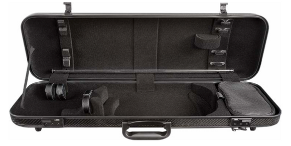 Idea 1.8 Carbon-Fiber Oblong Violin Case (GW317380)