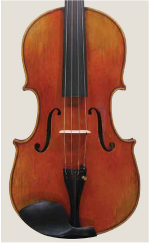 "Maple Leaf Strings ""Guadagnini"" Bench Copy Viola"