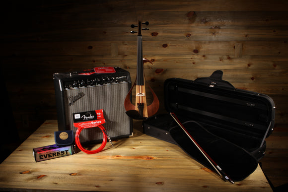 Yamaha YEV Series Electric Violin Outfit