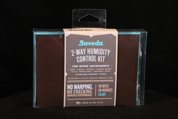 Boveda 2-Way Humidity Control Kit Front