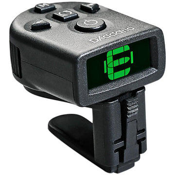 Planet Waves headstock clip-on tuner