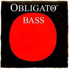 Obligato Bass Set Solo 3/4 Size