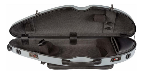 Howard Core Sculpted Violin Suspension Case (CC433)
