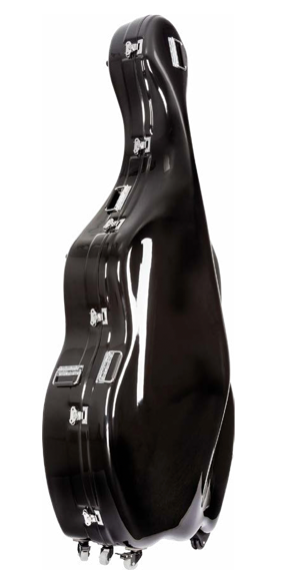 Howard Core Fiberglass Bass Case (CC4300B)