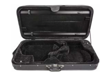 Howard Core Viola/Violin Combination Case (CC-COMBO)
