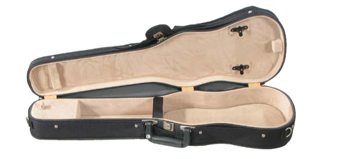 Wooden Shaped Violin Case (1007)