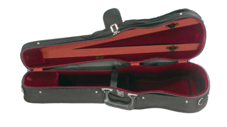 Howard Core Violin Case w/Suspension (B1007VS)