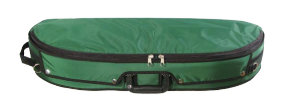 Howard Core Puffy Half-Moon Suspension Violin Case (B1047PLS)