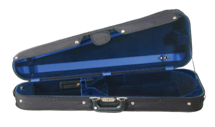 Howard Core 2028 Arrow Suspension Viola Case (B2028LS-A)