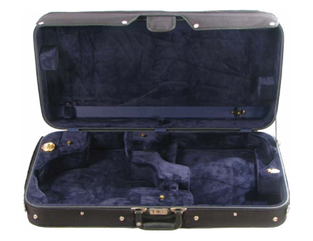 Howard Core 1022 Violin/Mandolin Case (B6-1022L)