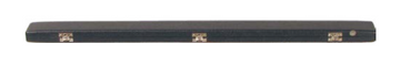 Howard Core Black Vinyl Single Bow Case (B8-1BB)