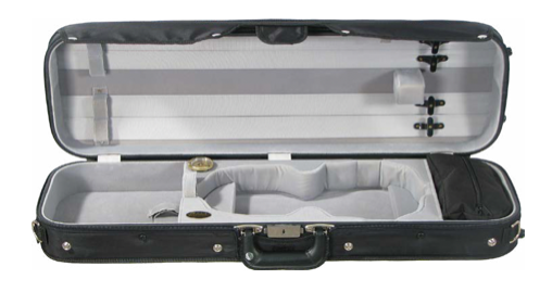 Howard Core Puffy Sport Oblong Suspension Violin Case (B16002PSES)