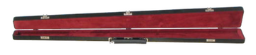 Howard Core Fiberglass German bass bow case (B8-FBG1BB)