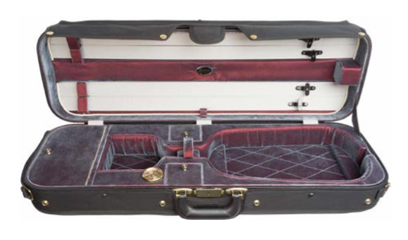 Howard Core 1050 Full French Fit Violin Case (B1050VS)