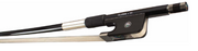 Glasser Carbon Graphite French Bass Bow (F5000CG)