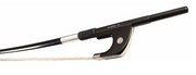 Glasser Braided Carbon Fibre German Bass Bow (G5005BCF)