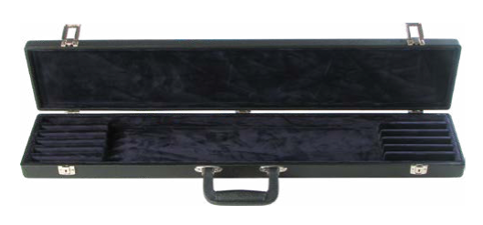 Black Vinyl 6 Bow Case (B8-6BB)