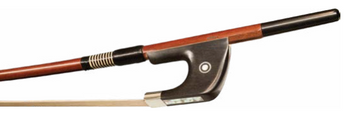 Brazilwood Knoll German Bass Bow (334GERMAN-3/4)