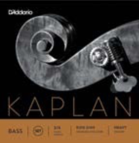Kaplan Bass C Stranded steel/Tungsten, Ext E String