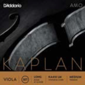 Kaplan Amo Viola C Tungsten and silver wound String