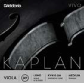 Kaplan Vivo Viola C Tungsten and silver wound String