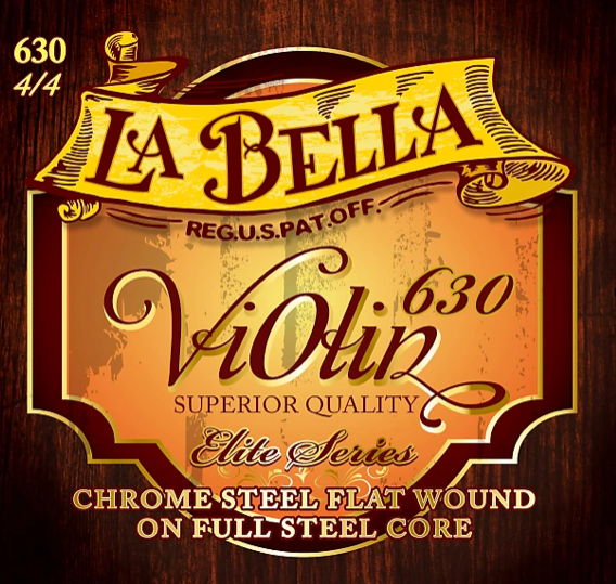 La Bella Violin String Set