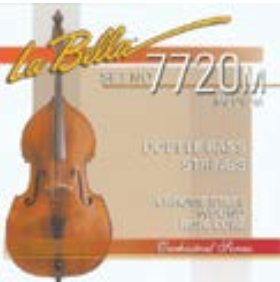 La Bella Professional Series Bass D String