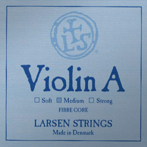 Larsen Violin E ball, carbon steel String