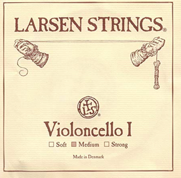 Larsen Cello A, stainless steel String