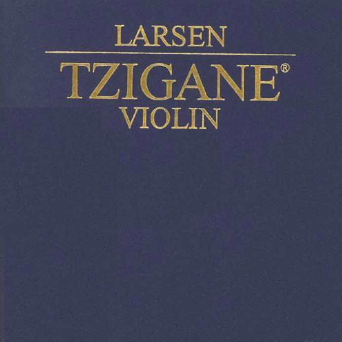 Tzigane Violin Loop E, Carbon Steel String