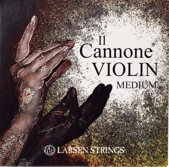 Il Cannone violin set, Soloist String