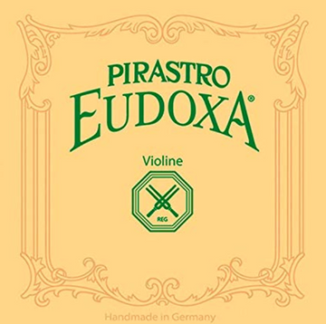 Eudoxa Violin A Gut/Aluminum 13.75 Straight String
