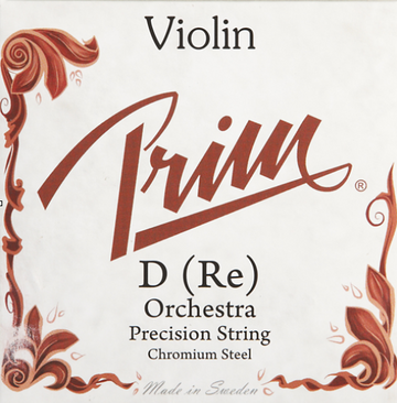 Prim Violin D Chromesteel String