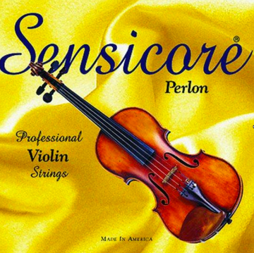 Sensicore Violin E 4/4 Gold String