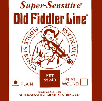 Old Fiddler 4/4 String Set