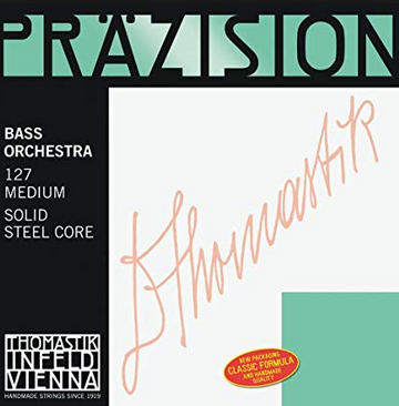 Präzision Bass Steelcore F# Solo Chrome wound string