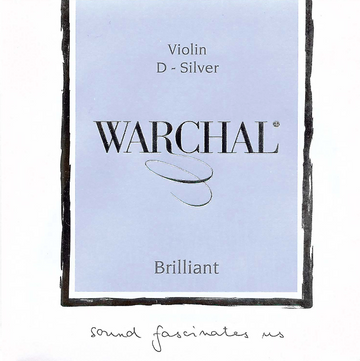 Warchal Brilliant Vintage violin string set 4/4 scale
