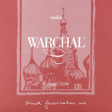 Warchal Russin Style A string 4/4 scale