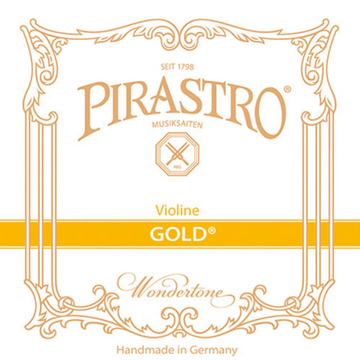 Pirastro Gold Label Violin E Loop Violin Strings (GOL315821-BULK)