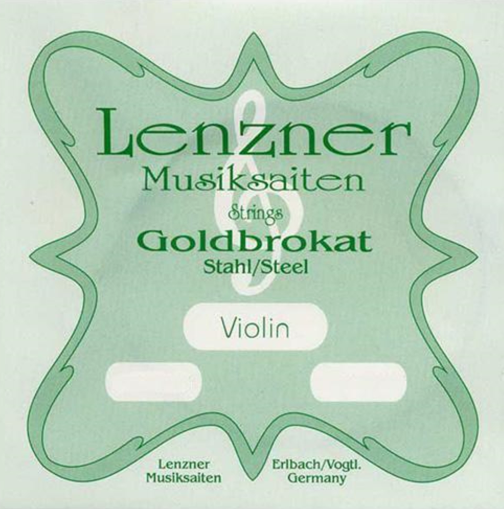 Lenzner E 27.0 gauge, ball Violin String
