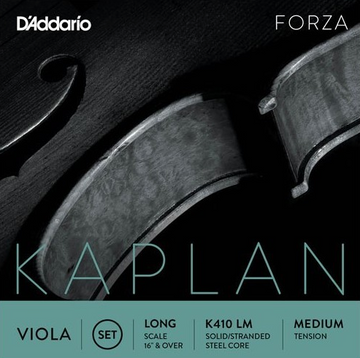 Kaplan Forza Viola A Titanium wound (medium or heavy)