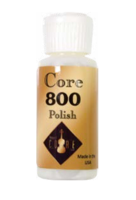 Core polishing compound. Half gallon.