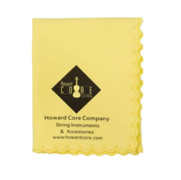 Core microfiber polishing cloth