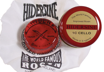 Hidersine cello rosin