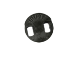 Tourte (genuine) cello mute, round
