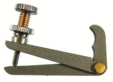 Ullsperger titanium adjuster.  2.1 gm. Wide slot.