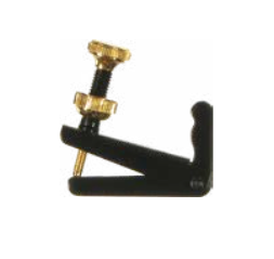Stable model. Black, gold screw, style like Wittner ADJ859