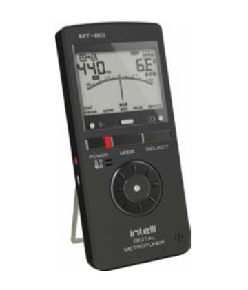 Intelli 5-in-1 digital metronome/tuner/pitch generator/thermo-hygrometer