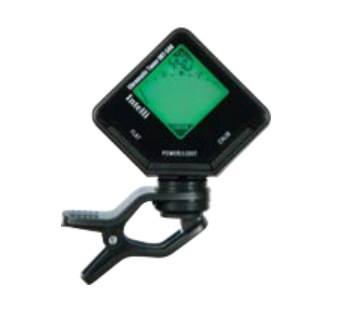 IMT compact clip-on chromatic tuner with backlight